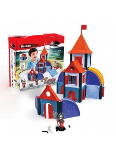 Kit modular de construcciones