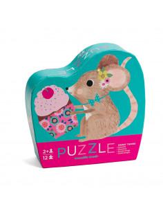 Mini Puzzle 12 piezas /...