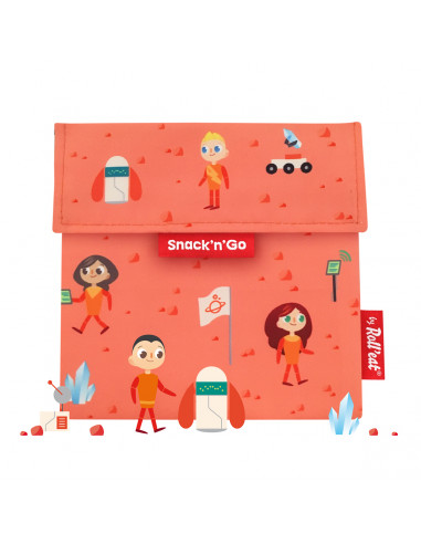 Porta alimentos Snack n´Go Kids Space...
