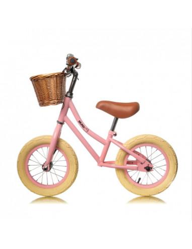 Bicicleta sin pedales Rosa - Mundo petit