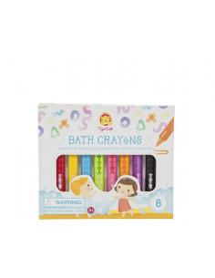 8 Crayons - Pinturas para...