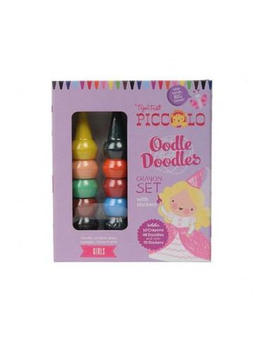 Oodle Doodle Crayons - Set Girls