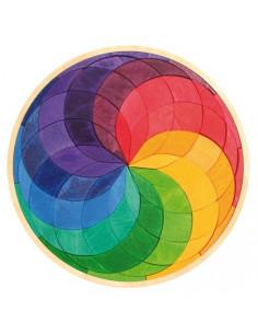 Mandala espiral grande Grimms