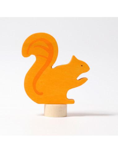 Grimms - Figura decorativa Ardilla