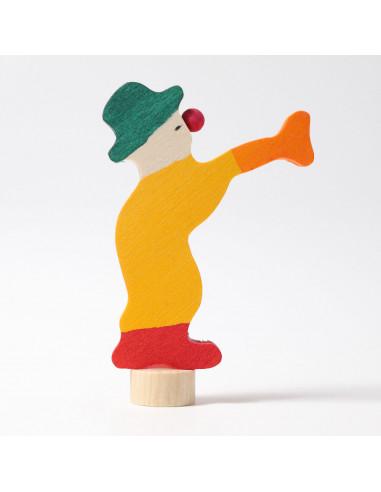 Grimms - Figura decorativa Clown con...