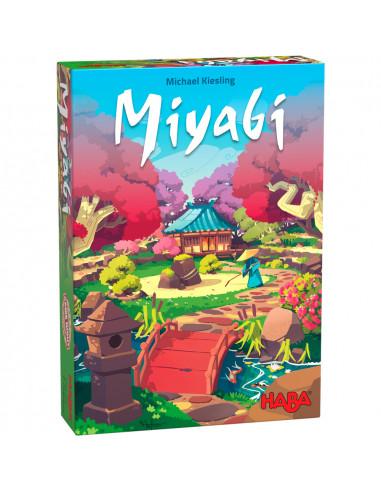 Miyabi - Juego de mesa familiar de Haba