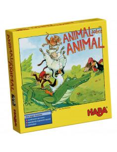 Animal sobre animal| Juegos...