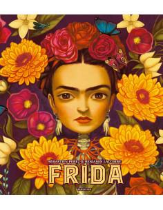 Frida - Libro ilustrado