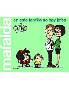 Mafalda. En esta familia no...