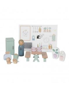Cocina para casa de muñecas...