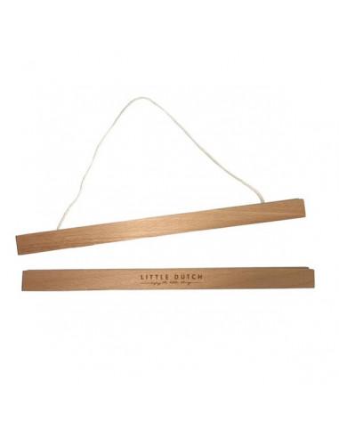 Soporte poster madera - Little Dutch