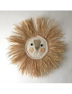 León de Crochet Coral -...