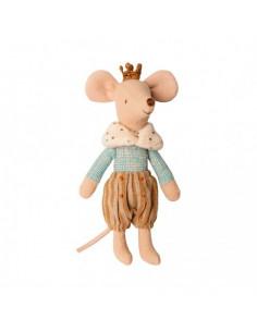 Príncipe ratón, hermano...