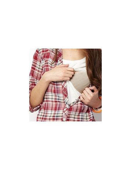 Camisetas de lactancia