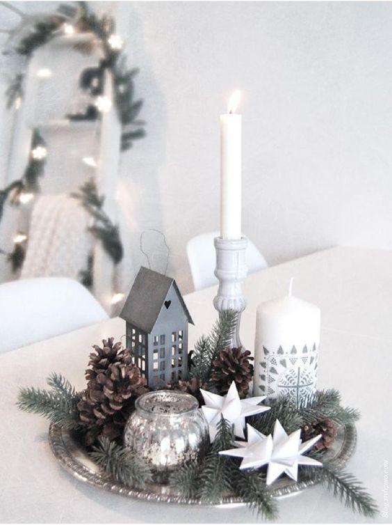 el corte ingles luces navidad estilismo navidad nordico luces blancas cadenas guirnaldas guirnaldas de navidad luces de navidad blog decoración nórdica decoración nordica navidad decoración en blanco estilo nórdico escandinavo: