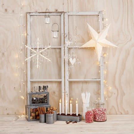 Deco: Navidad estilo nórdico:
