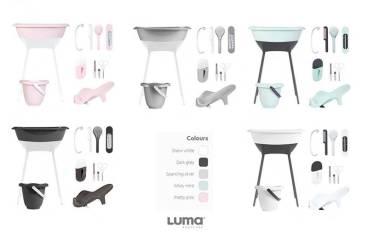 Baby care utensilios