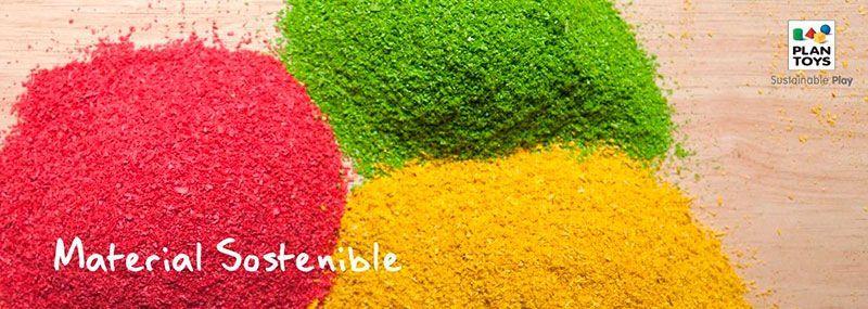 material sostenible