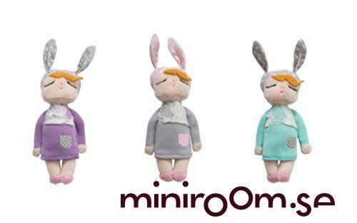 littlebunny muñeca de trapo miniatura regalo juguete