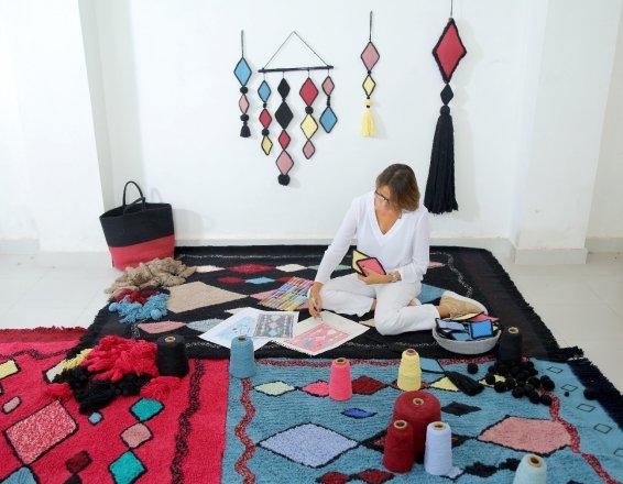 Otra alfombra