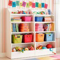 todo en orden en la habitación de tu bebé